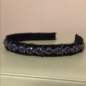Beautiful J Crew jeweled headband